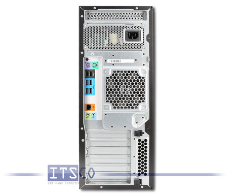 Workstation HP Z440 Intel Quad-Core Xeon E5-1620 v3 4x 3.5GHz