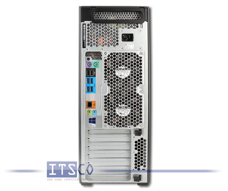 Workstation HP Z640 2x Intel Eight-Core Xeon E5-2630 v3 8x 2.4GHz