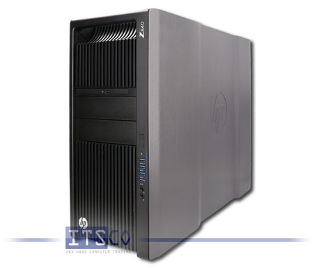 Workstation HP Z840 2x Intel Eight-Core Xeon E5-2667 v3 8x 3.2GHz