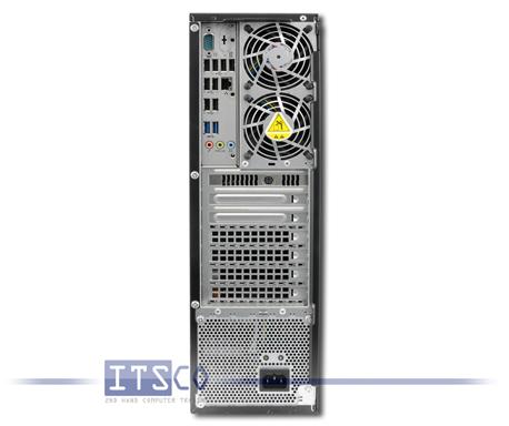 Workstation Lenovo ThinkStation C30 Intel Eight-Core Xeon E5-2680 8x 2.7GHz 1095