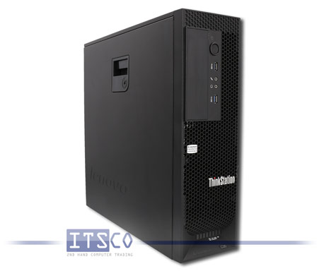 Workstation Lenovo ThinkStation C30 Intel Eight-Core Xeon E5-2650 v2 8x 2.6GHz 1136