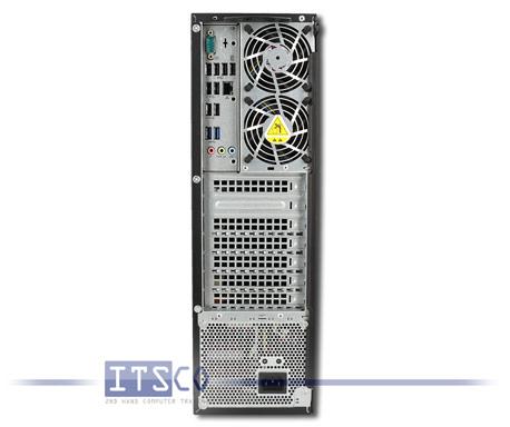 Workstation Lenovo ThinkStation C30 Intel Eight-Core Xeon E5-2680 8x 2.7GHz 1136
