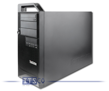 Workstation Lenovo ThinkStation D30 2x Intel Octa-Core Xeon E5-2665 8x 2.4GHz 4223