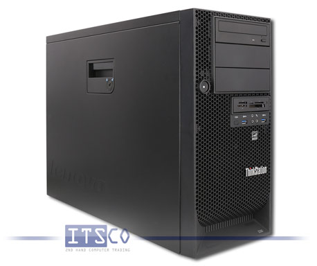 Workstation Lenovo ThinkStation D30 2x Intel Six-Core Xeon E5-2620 6x 2GHz 4353