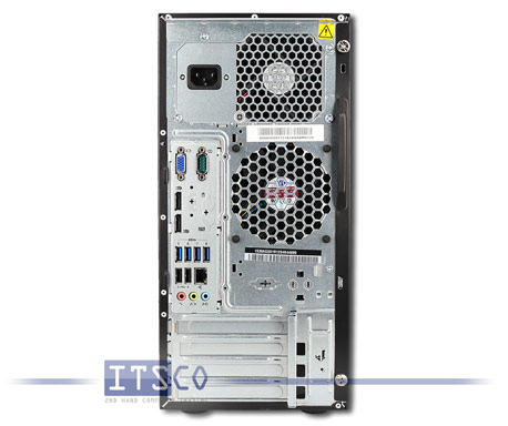 Workstation Lenovo ThinkStation P300 Intel Core i7-4770 4x 3.4GHz 30AH