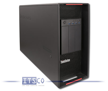 Workstation Lenovo ThinkStation P900 2x Intel Six-Core Xeon E5-2620 v3 6x 2.4GHz 30A5