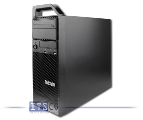Workstation Lenovo ThinkStation S20 Intel Quad-Core Xeon W3520 4x 2.66GHz 4157