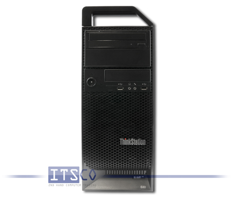 Workstation Lenovo ThinkStation S30 Intel Six-Core Xeon E5-1660 v2 6x 3.7GHz 4351