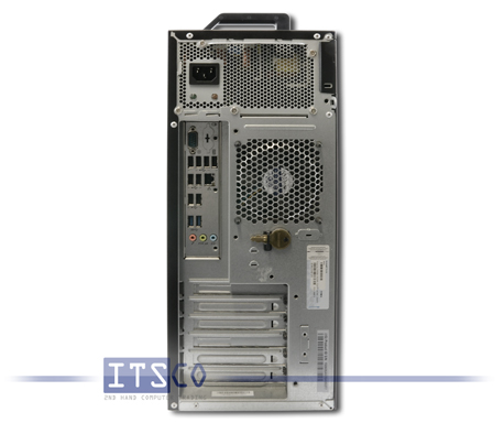 Workstation Lenovo ThinkStation S30 Intel Quad-Core Xeon E5-1607 4x 3GHz 0606