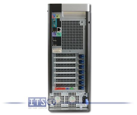 Workstation Dell Precision T5600 Intel Six-Core Xeon E5-2667 6x 2.90GHz