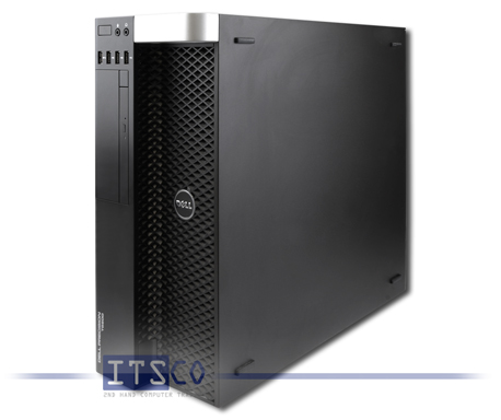 Workstation Dell Precision T5600 2x Intel Six-Core Xeon E5-2667 6x 2.90GHz