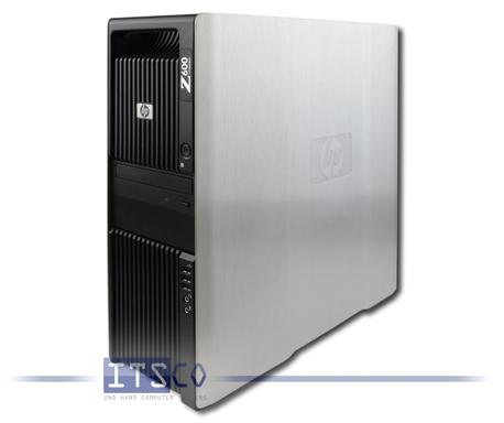 Workstation HP Z600 Intel Six-Core Xeon E5645 6x 2.4GHz