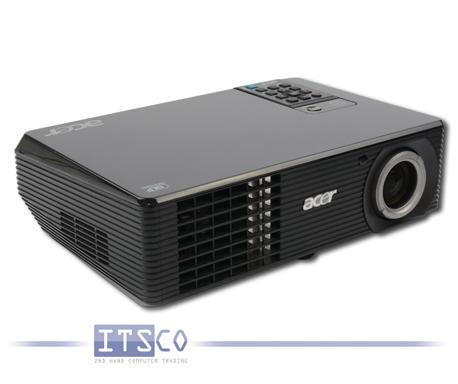 Beamer Acer X1160P DLP-Projektor 800x600 SVGA