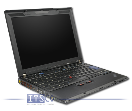 Notebook Lenovo ThinkPad X200s Intel Core 2 Duo SL9400 2x 1.86GHz Centrino 2 7469