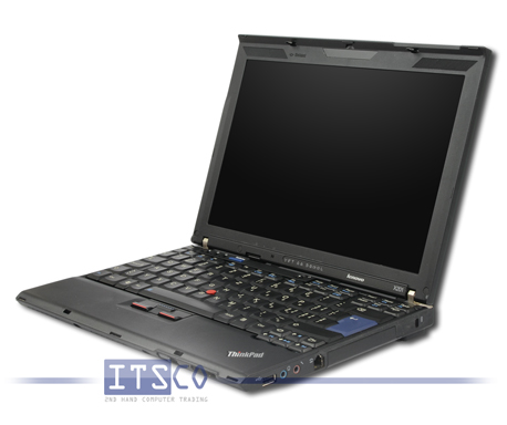 Notebook Lenovo ThinkPad X201 Intel Core i5-520M vPro 2x 2.4GHz 3680
