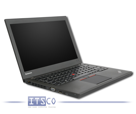 Notebook Lenovo ThinkPad X250 Intel Core i5-5300U vPro 2x 2.3GHz 20CL Herstellergarantie bis 04/2018