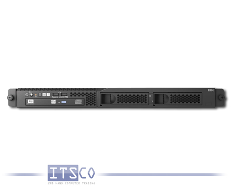 Server IBM System x3250 M2 Intel Quad-Core Xeon X3360 4x 2.83GHz 4194