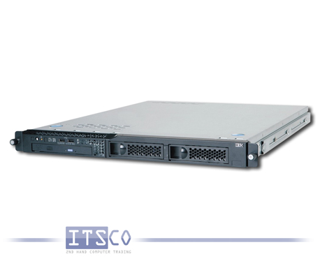 Server IBM System x3250 Intel Quad-Core Xeon X3320 4x 2.5GHz 4194