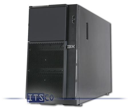 Server IBM System x3400 M2 Intel Quad-Core Xeon E5504 4x 2GHz 7837