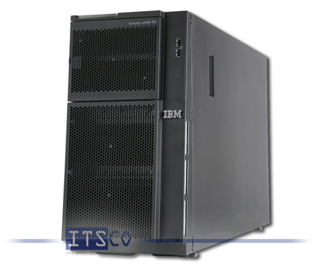 Server IBM System x3400 M3 2x Intel Quad-Core Xeon E5620 4x 2.4GHz 7379-K4G