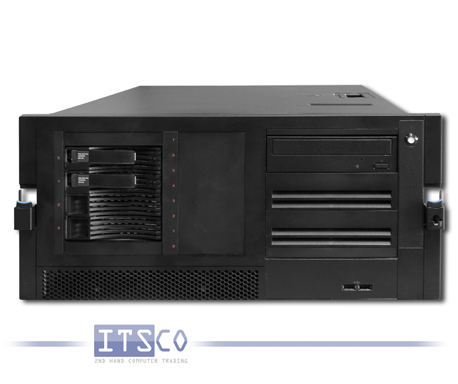 Server IBM System x3400 M3 Intel Quad-Core Xeon E5506 4x 2.13GHz 7379