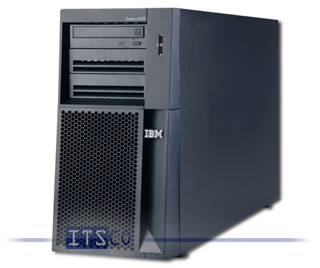 Server IBM System x3500 2x Intel Dual-Core Xeon E5410 2x 2.33GHz 7977