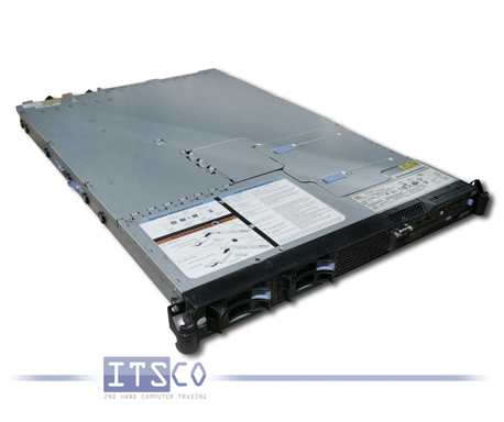Server IBM System x3550 Intel Quad-Core Xeon L5420 4x 2.5GHz 7978