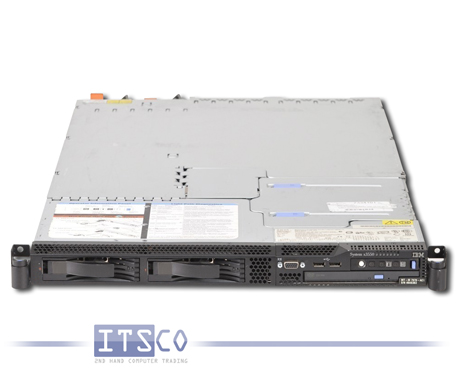 Server IBM System x3550 Intel Quad-Core Xeon E5430 4x 2.66GHz 7978-B4G