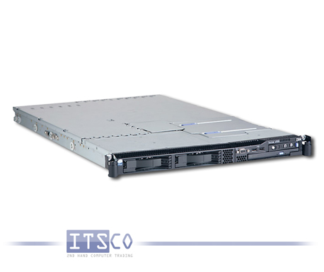Server IBM System x3550 2x Intel Quad-Core Xeon X5450 4x 3GHz 7978