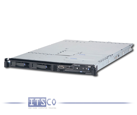 Server IBM System x3550 Intel Quad-Core Xeon E5335 4x 2GHz 7978