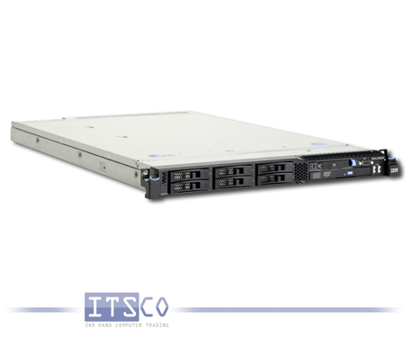 Server IBM System x3550 M2 2x Intel Quad-Core Xeon E5530 4x 2.4GHz 7946