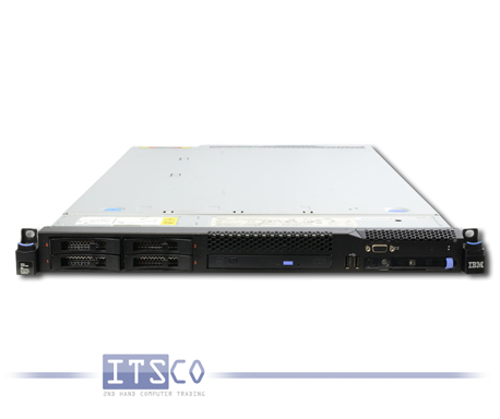 Server IBM System x3550 M3 2x Intel Six-Core Xeon E5645 6x 2.4GHz 7944