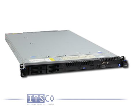 Server IBM System x3550 M3 2x Intel Quad-Core Xeon E5620 4x 2.4GHz 7944