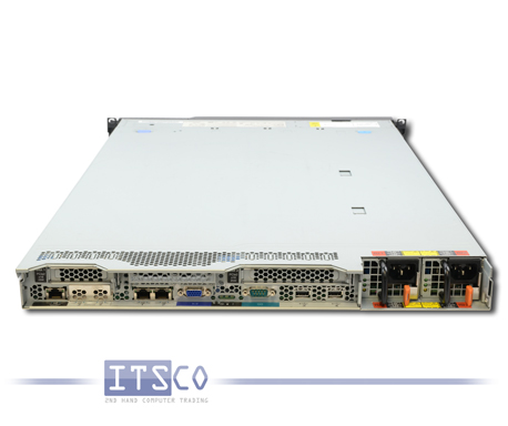 Server IBM System x3550 M3 Intel Six-Core Xeon E5645 6x 2.4GHz 7944
