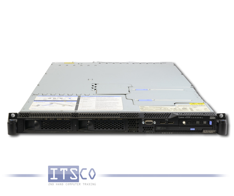 Server IBM System x3550 Intel Quad-Core Xeon X5355 4x 2.66GHz 7978