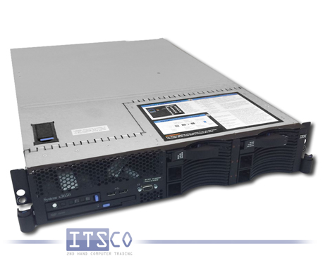 Server IBM System x3650 Intel Quad-Core Xeon L5420 4x 2.5GHz 7979