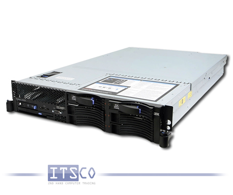 Server IBM System x3650 Intel Quad-Core Xeon E5410 4x 2.33GHz 7979
