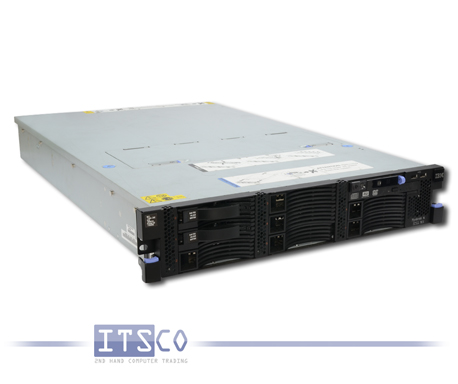 Server IBM System x3755 M3 4x AMD 12-Core Opteron 6164 HE 12x 1.7GHz 7164