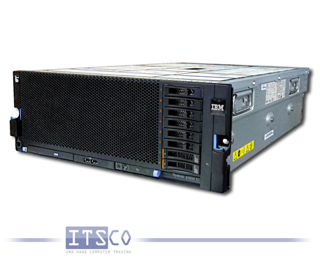Server IBM System x3850 X5 2x Intel Quad-Core Xeon E7520 4x 1.86GHz 7145