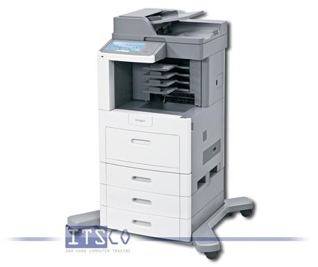 Laserdrucker Lexmark X658de MFP