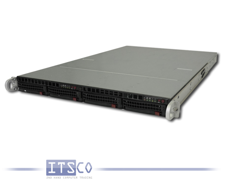 Twin Server Supermicro X8DTT-INFF 4x Intel Quad-Core Xeon E5540 4x 2.53GHz