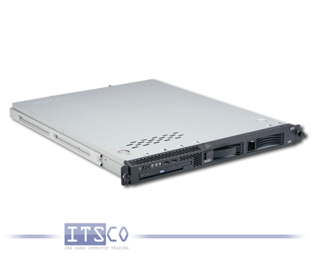 IBM SERVER XSERIES 306m