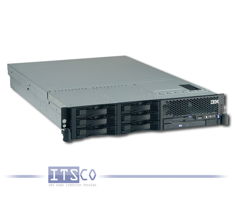 Server IBM xSeries 346 2x Intel Xeon 3.6GHz 8840-41Y