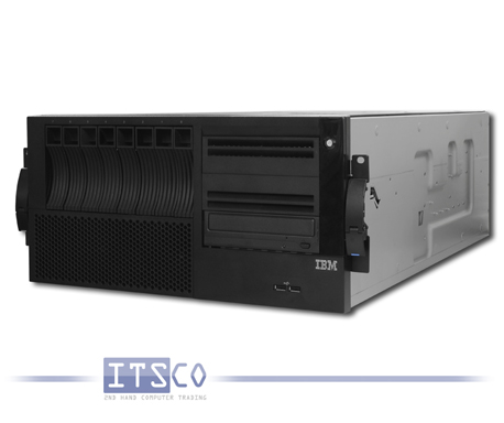 Server IBM System x3500 2x Intel Quad-Core Xeon X5450 4x 3GHz 7977