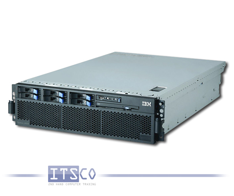 Server IBM System x3850 4 x Intel Dual-Core Xeon 7120N 2x 3GHz 8864