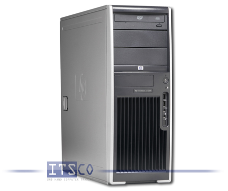 Workstation  HP XW4300 mit Intel Pentium 4  und  Hyper-Threading Technology
