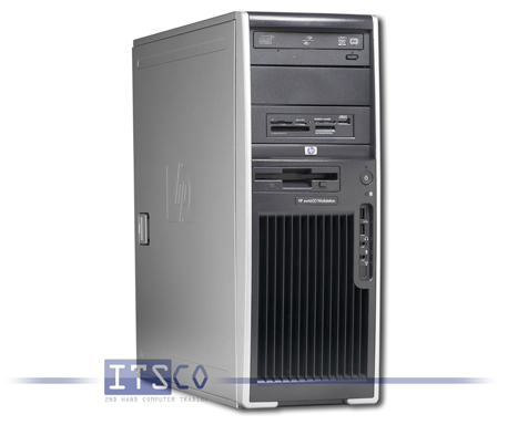 Workstation HP XW4600 Intel Core 2 Quad 4x 2.4 GHz