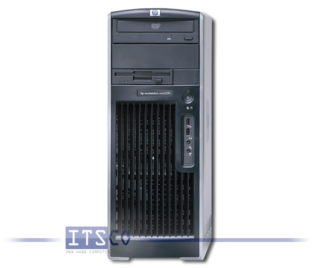 Workstation HP xw6400