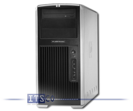 Workstation HP xw8400 2x Intel Dual-Core Xeon 5160 2x 3GHz