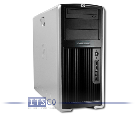 Workstation HP xw8400 2x Intel Dual-Core Xeon 5150 2x 2.66GHz